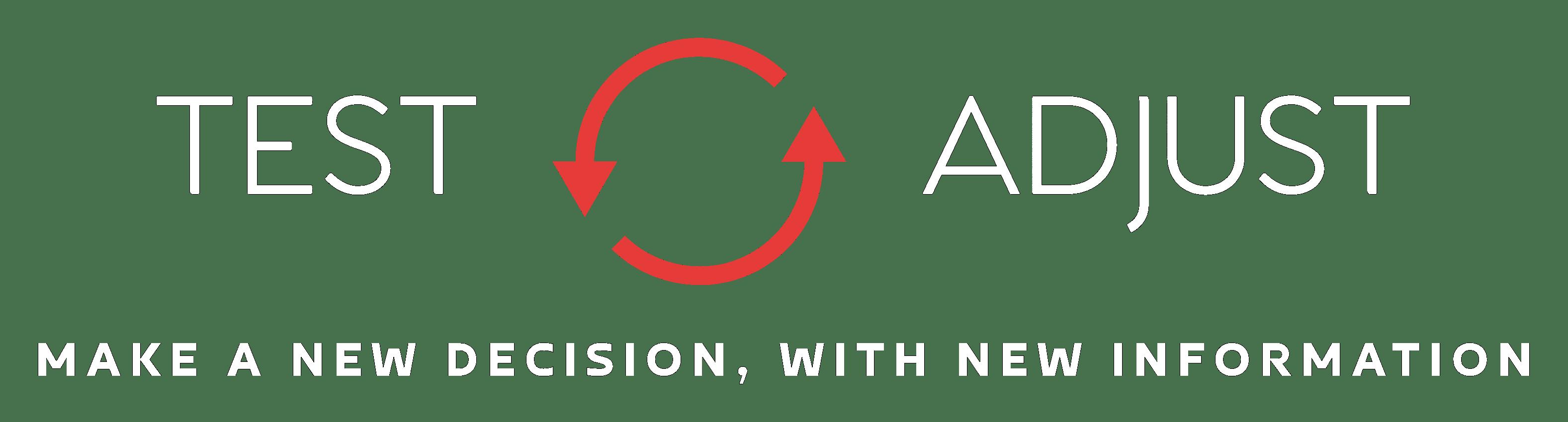 Test & Adjust